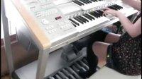 アニメ「CLANNAD」からメグメルをエレクトーンで弾いてみました。 钢琴 键盘