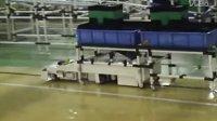 东风日产总装车间零件配送AGV作业视频