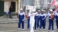 2010年集贤四中田径运动会检阅式