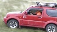 09年7月穿越浑善达克沙地视频-202-红吉姆尼上来了