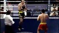 2011中俄武术散打对抗赛 70公斤级