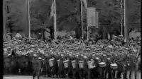 东德阅兵式上的军乐队