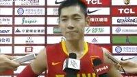 张庆鹏:开局打得比较拘谨 赢得比赛归功训练