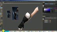 名动漫三维课程视频3D教程系列(铠甲)