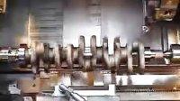 意大利FRB驱动顶尖车削曲轴视频