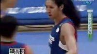 2009年亚洲男篮锦标赛小组赛 中国台北VS伊朗 下半场