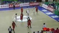 【全场录像】2009年8月28日 斯坦科维奇杯 中国VS安哥拉 第三节 CCTV5国语
