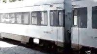SS8 0191電力機車牽引 T97次(北京西---紅磡) 進入紅磡終點站