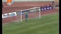 友谊赛 鲁尼传射欧文绝杀 曼联险胜马来西亚