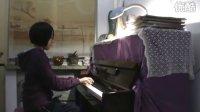 钢琴曲 别尔科维奇《帕格尼尼主题变奏曲》张青源演奏