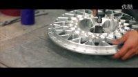 JSK接受预定:美国HRE Vintage 系列 轮毂 制作工艺 流程