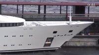 全球最大型的豪华游艇之一Katara长124.4米