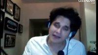 John Mayer 在线聊天 弹键盘唱歌