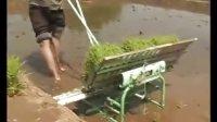 同惠工贸小型插秧机视频