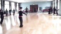 古典舞:梅花三弄(正、反面)