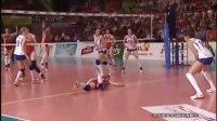 2010瑞士女排精英赛 半决赛 中国VS俄罗斯 第三局