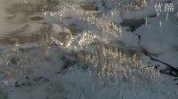 BBC HD Yellowstone Winter 3-00