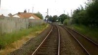Newcastle 城铁沿线 火车头拍摄 实景