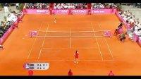 2010 Fed Cup 塞尔维亚VS斯洛伐克 扬科维奇VS汉图科娃 (自制HL)