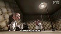 法国短片《出去》精神病患者的美丽心灵世界