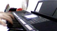 电子琴演奏考级曲目树下乒乓《乒乓之恋》六级曲目