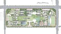 茂名市第一中学新校区设计