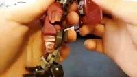 变形金刚真人电影2D级别玩具冲锋