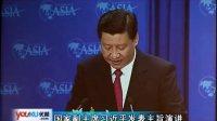 习近平副主席出席2010年博鳌亚洲论坛并致开幕词