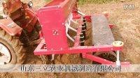 三立2BX-7小麦播种机播种视频