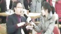 中华橱柜网  北京建筑博览会 人物专访 金华海日副总经理 焦寅