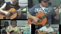 《加州旅馆》老鹰乐队 吉他指弹教学 大伟吉他