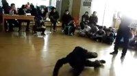 星期舞少儿街舞班学员交流赛BBOY谢岩
