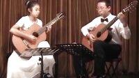 卡路里《G大调广板和回旋曲》(OP.34) 山西太原  魏岱娅李岩军演奏 二重奏 古典吉他