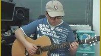 《偏爱》张芸京 吉他弹唱教学 大伟吉他