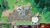 【不翼而飞】魔兽争霸大帝解说 [大发杯]xiaokai vs Th000 AI