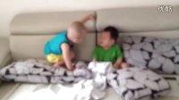 小一哥哥和小Q妹妹