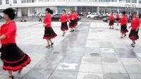 内蒙古好日沁姐妹广场健身舞13