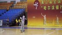 第二届全国老年人健身大会【哈尔滨银行杯】柔力球交流活动万庆萍
