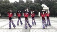 周思萍广场舞系列 新疆舞 摄像制作大人