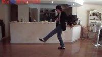 迈克尔杰克逊Dangerous 舞蹈教程第一部分