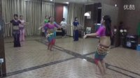 重庆【媚婷】舞蹈—田婷肚皮舞之《胯的组合练习》