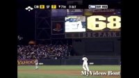 Barry Bonds 47th 57th 69th 70th HR in 2001 HRs highlights