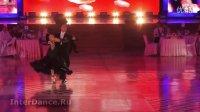冯国经与阿纳斯塔西娅,探戈 - 2013年世界舞蹈表演