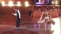 保罗·博斯科乔安妮·克利夫顿,快步 - 2013年世界舞蹈明星表演
