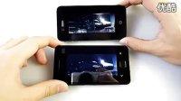 魅族M9与iPhone4对比播放1080P视频评测