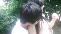 2012年南京玄武湖——我和女朋友