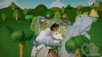 3D儿童模板童话不抠像版