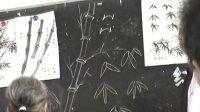 蒋老师讲课竹的画法  2013.9.6