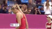 2011 Fed Cup 俄罗斯VS法国 莎拉波娃VS拉扎诺