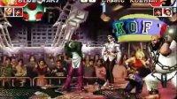 拳皇97玛丽基本连续技与实战套路